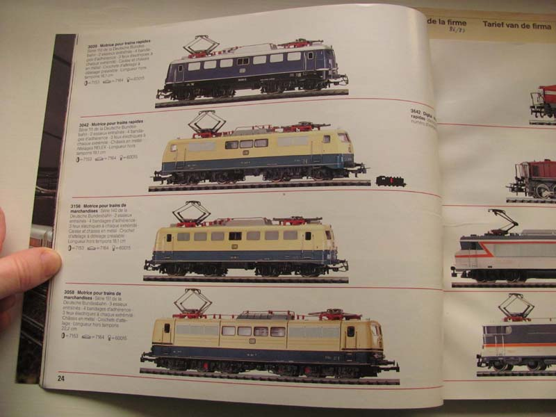 [Märklin] Catalogue 1986-1987 Img_0136