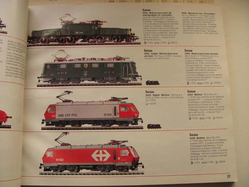 [Märklin] Catalogue 1986-1987 Img_0139