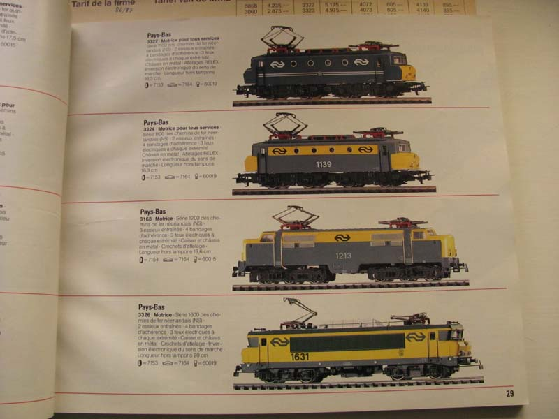 [Märklin] Catalogue 1986-1987 Img_0141