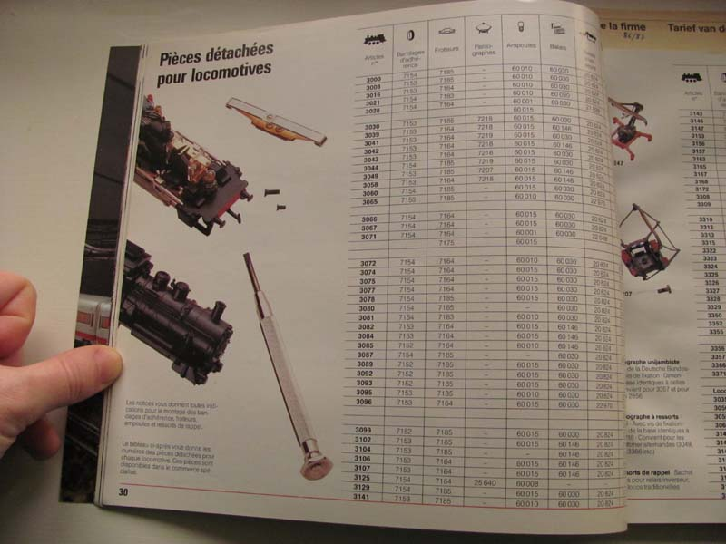 [Märklin] Catalogue 1986-1987 Img_0142