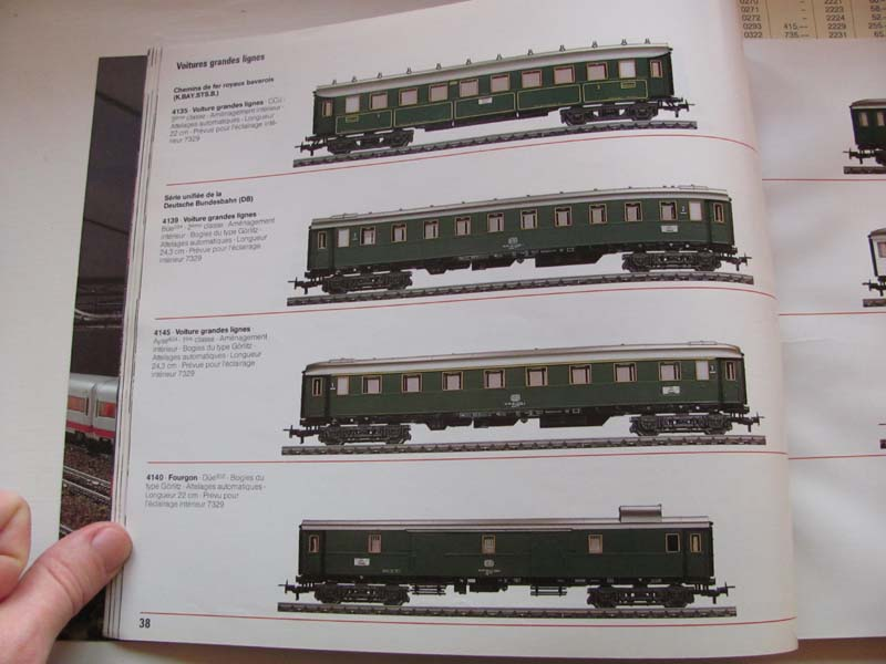 [Märklin] Catalogue 1986-1987 Img_0150