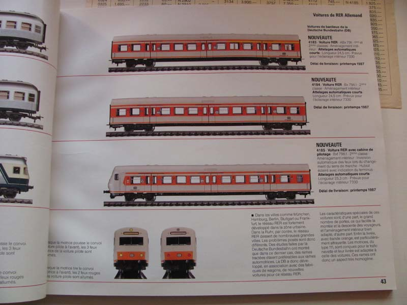 [Märklin] Catalogue 1986-1987 Img_0155