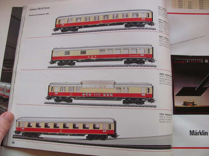 [Märklin] Catalogue 1986-1987 Img_0158