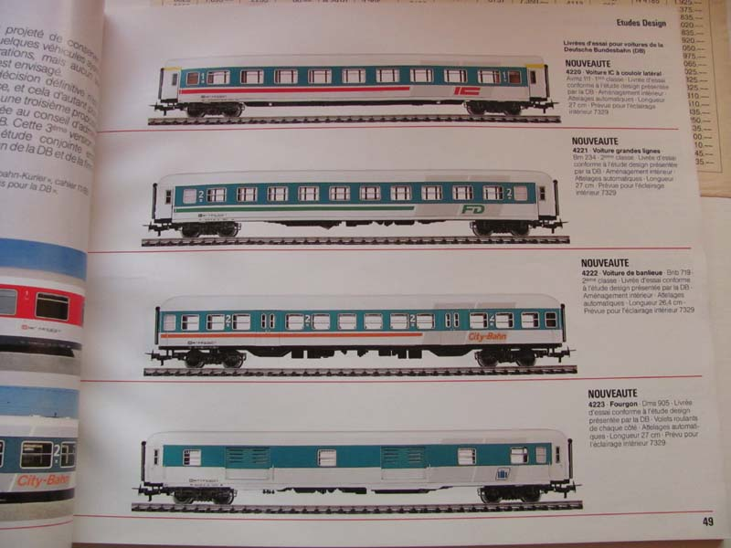 [Märklin] Catalogue 1986-1987 Img_0161