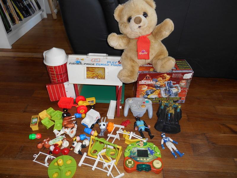 Trouvailles en Brocante, Bourse Aux jouets, Vide Greniers ... Dscn4822