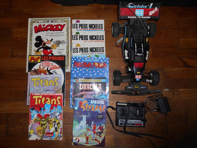 Trouvailles en Brocante, Bourse Aux jouets, Vide Greniers ... Dscn4823