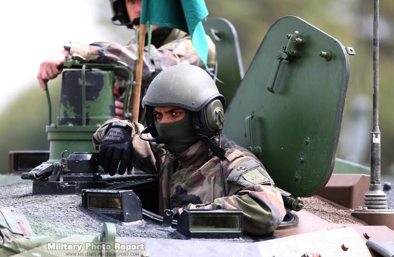 Reportage photo:Exercice de tirs AMX-10 RCR et VBL (12.7 et 7.62) 36354811