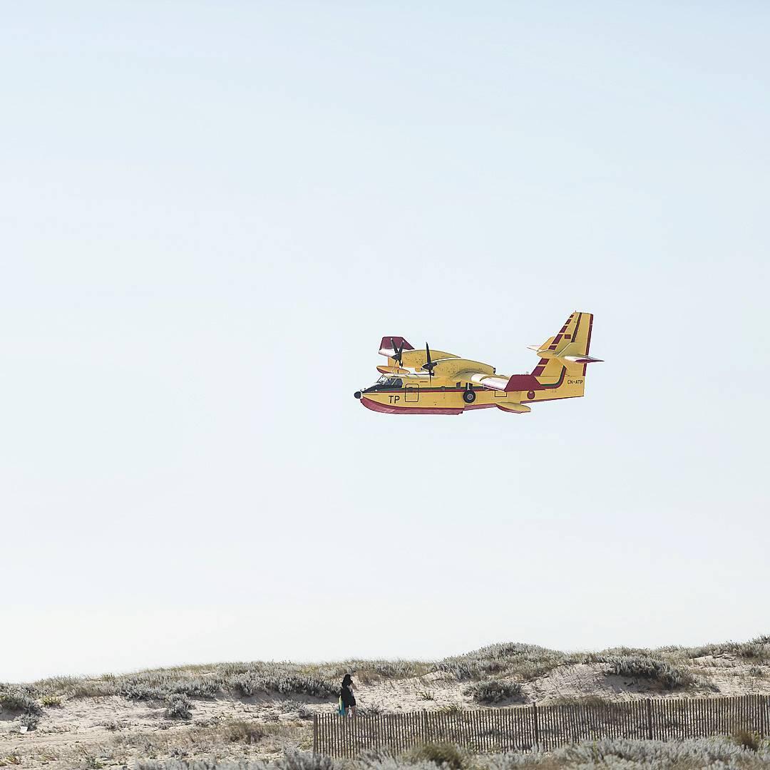 Feu au Portugal 2017 - CL-415 20479110