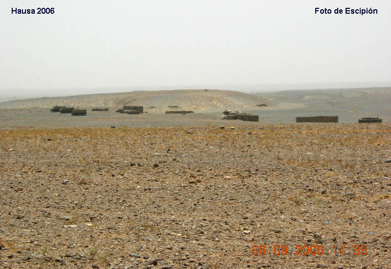 la ceinture de sécurité au sahara marocain - Page 14 Hausa110