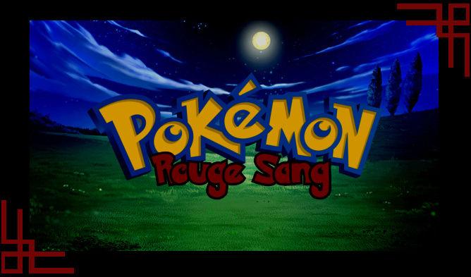 Pokémon Rouge Sang