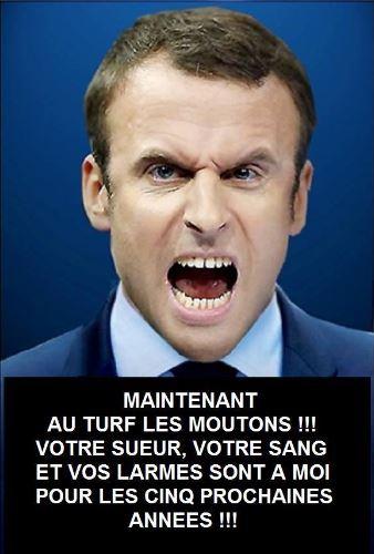 Bonsoir à toutes et tous Macron82