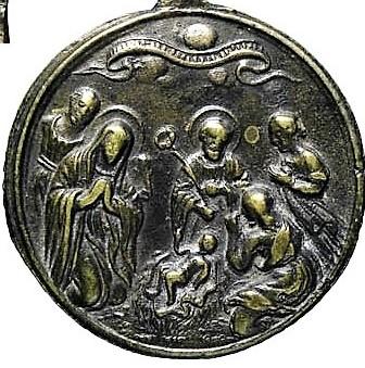 San Pedro Regalado / Adoración de los pastores - MR561- (R.M. SXVIII-C139) Pastor10