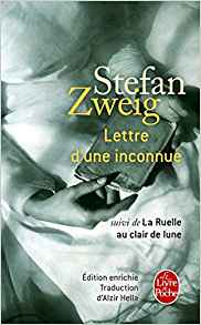 [Stefan Zweig]Lettre d'une inconnue Zw10