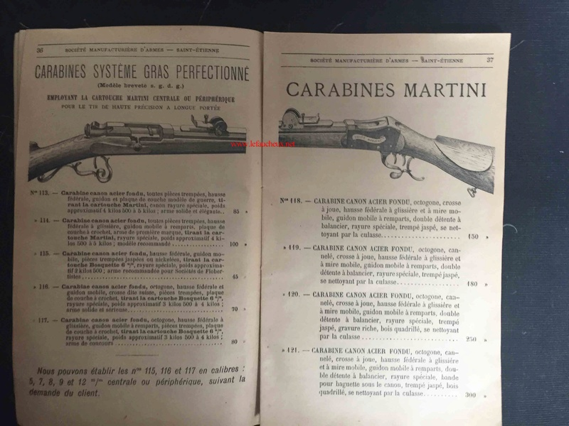 Manufrance - Page 2 36-3710