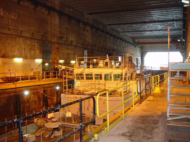 [Les ports militaires de métropole] Port de Brest - TOME 1 - Page 4 Vrs_0515