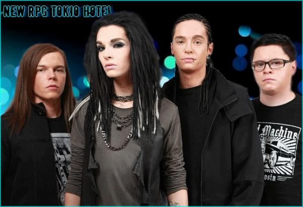 New Rpg Tokio Hotel