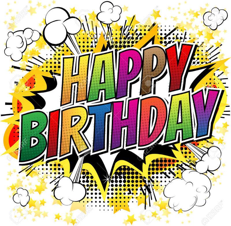 """Joyeux anniversaire """"pitch """"  41058710"""