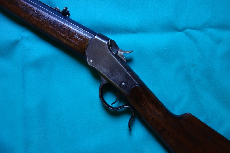 Winchester 1885 low wall .32 Long Rimfire 1885_313