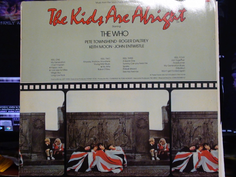 THE WHO...THE KIDS ARE ALRIGHT Dsc00347
