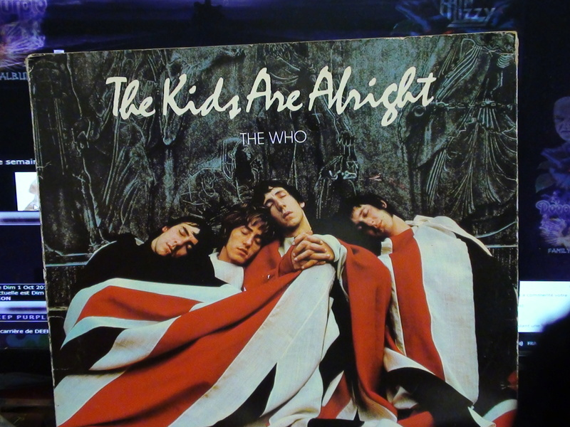 THE WHO...THE KIDS ARE ALRIGHT Dsc00348