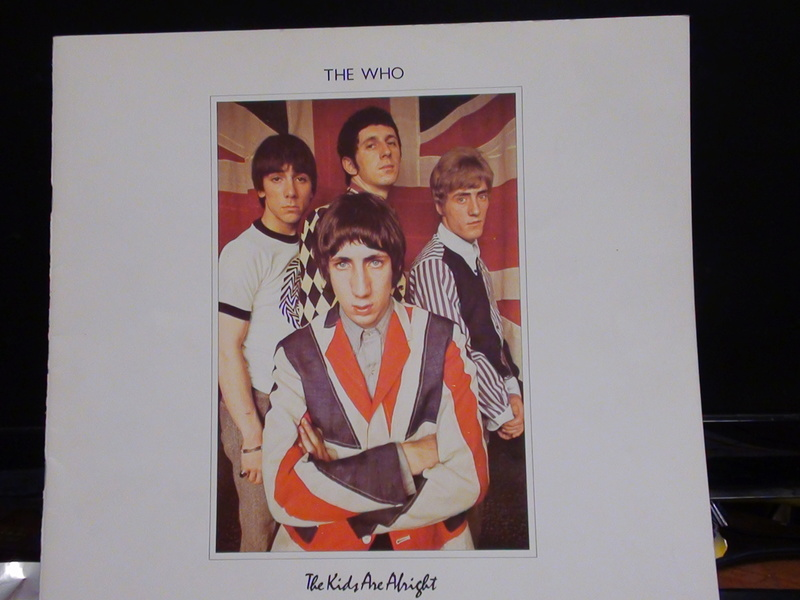 THE WHO...THE KIDS ARE ALRIGHT Dsc00354