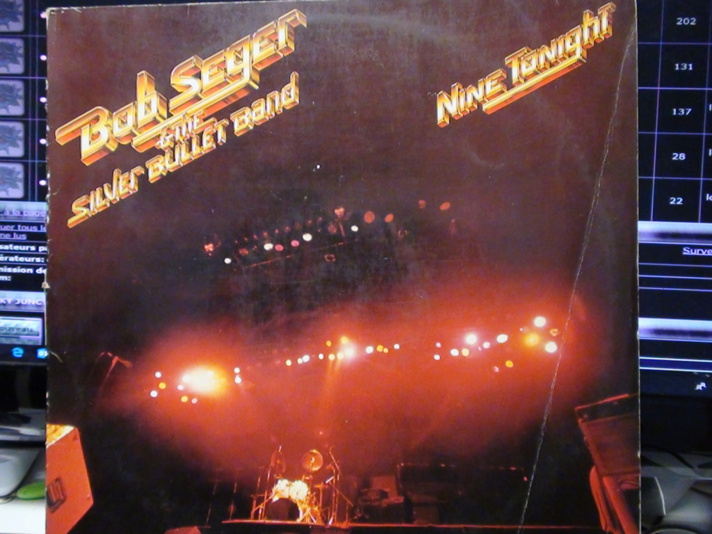 BOB SEGER AND THE SILVER BULLET BAND...NINE TONIGHT Dsc00640