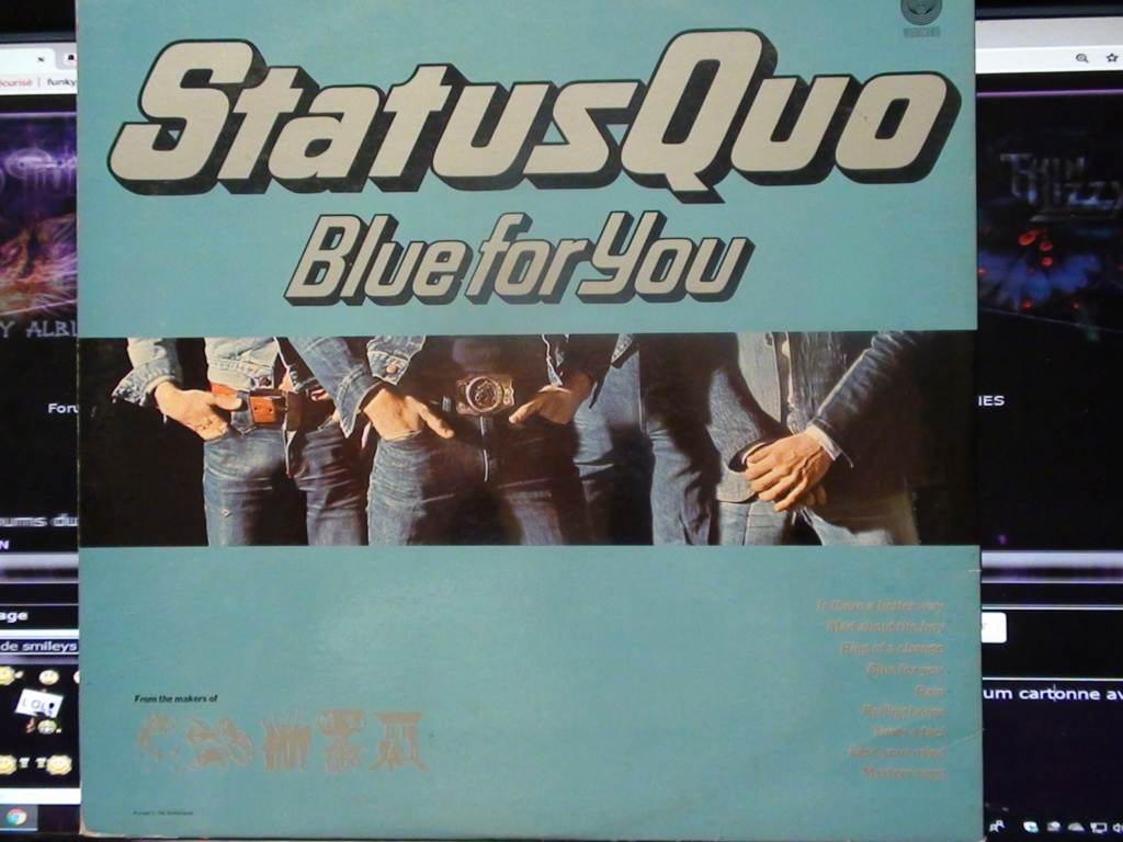 Status quo..BLUE FOR YOU Dsc00693