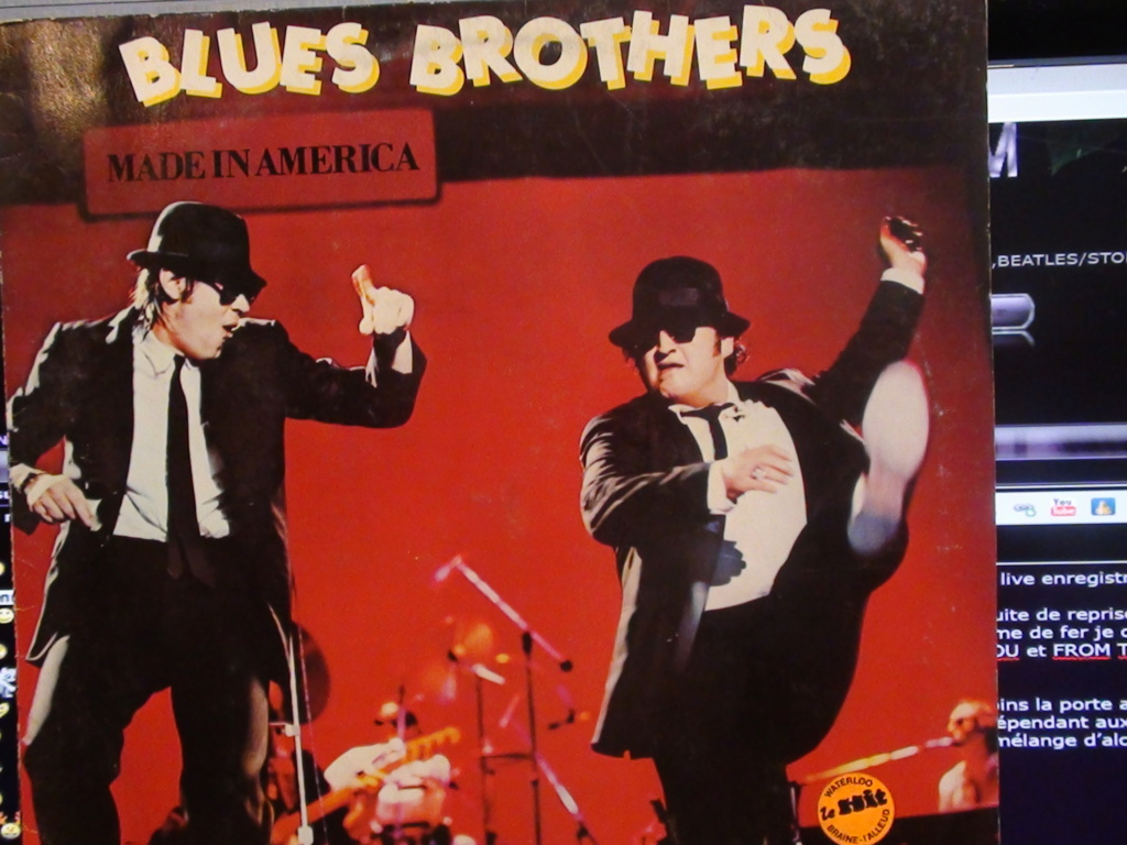THE BLUES BROTHERS..MADE IN AMERICA Dsc00737