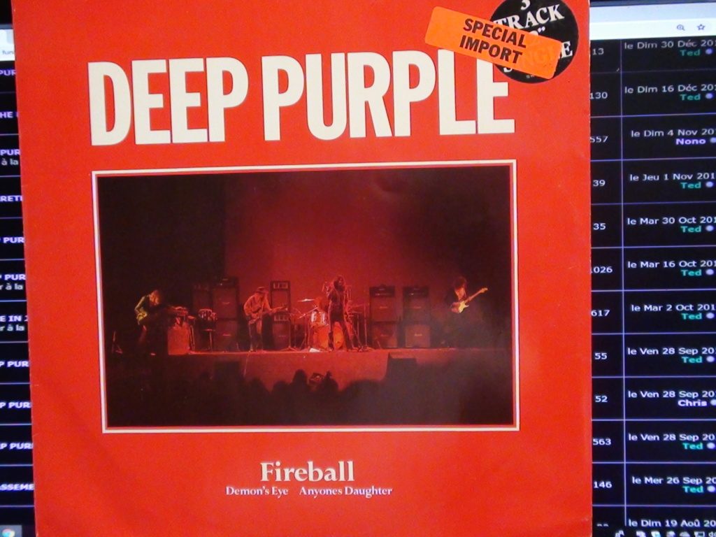 DEEP PURPLE FIREBALL Dsc00745