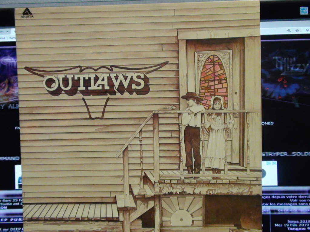 THE OUTLAWS FIRST ALBUM.. Dsc00752