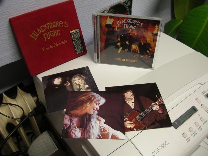 """Blackmore's Night ..."""" Fires at midnight"""" Dscn5074"""