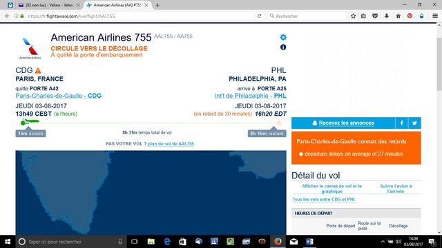 [Pré-TR] Cette fois c'est la bonne ! Floride + UOR + WDW été 2017  - Page 13 Avion110