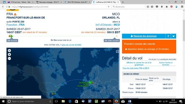[Pré-TR] Orlando, Août 2017 avec nos 3 Ti'Chat. (12, 10 & 8 ans). - Page 25 Avion410