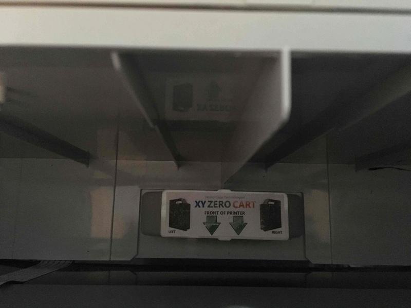 Imprimante 3D xzy Da Vinci 2.0 Bxyzer10