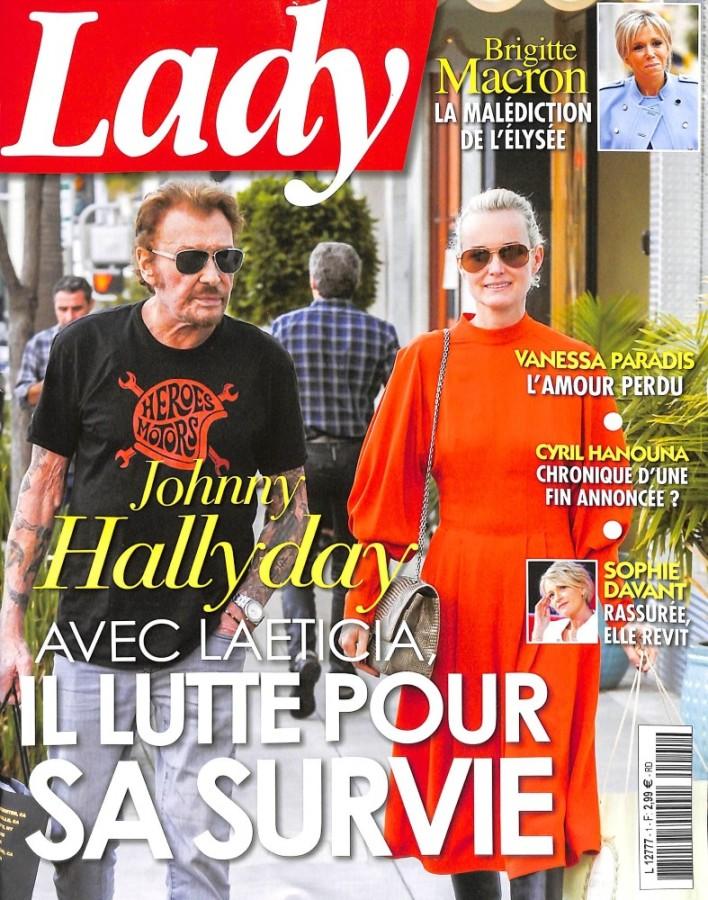 Johnny dans la presse 2018 - Page 17 17062810