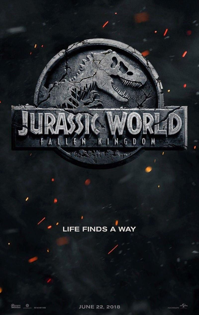 [Universal] Jurassic World : Fallen Kingdom (6 juin 2018) - Page 2 19401710