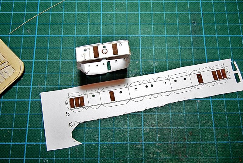 Erzfrachter Angemanelven 1:250 Kartonmodell Paper Shipwright - Seite 2 Angerm29