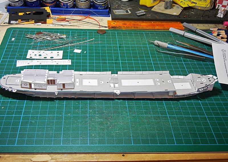 Erzfrachter Angemanelven 1:250 Kartonmodell Paper Shipwright - Seite 2 Angerm30