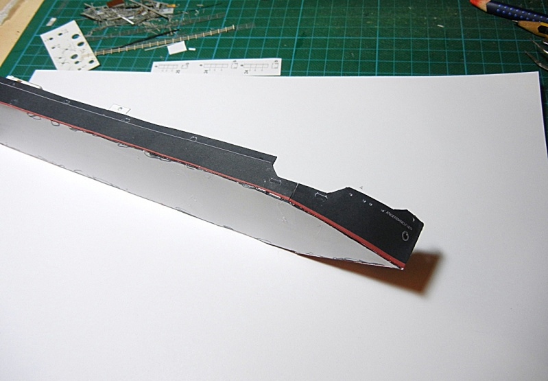 Erzfrachter Angemanelven 1:250 Kartonmodell Paper Shipwright - Seite 2 Angerm36