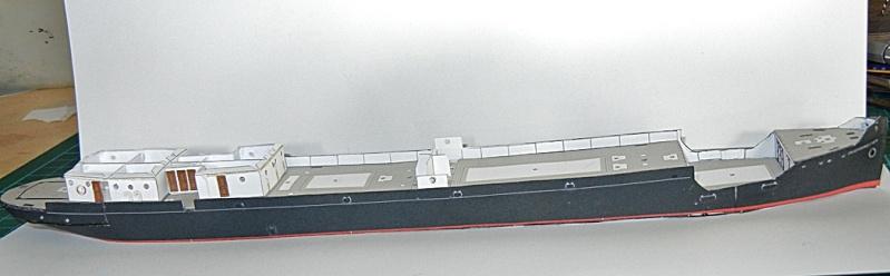 Erzfrachter Angemanelven 1:250 Kartonmodell Paper Shipwright - Seite 2 Angerm39