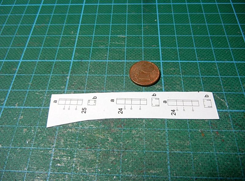 Erzfrachter Angemanelven 1:250 Kartonmodell Paper Shipwright - Seite 2 Angerm40