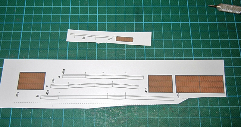 Erzfrachter Angemanelven 1:250 Kartonmodell Paper Shipwright - Seite 2 Angerm50