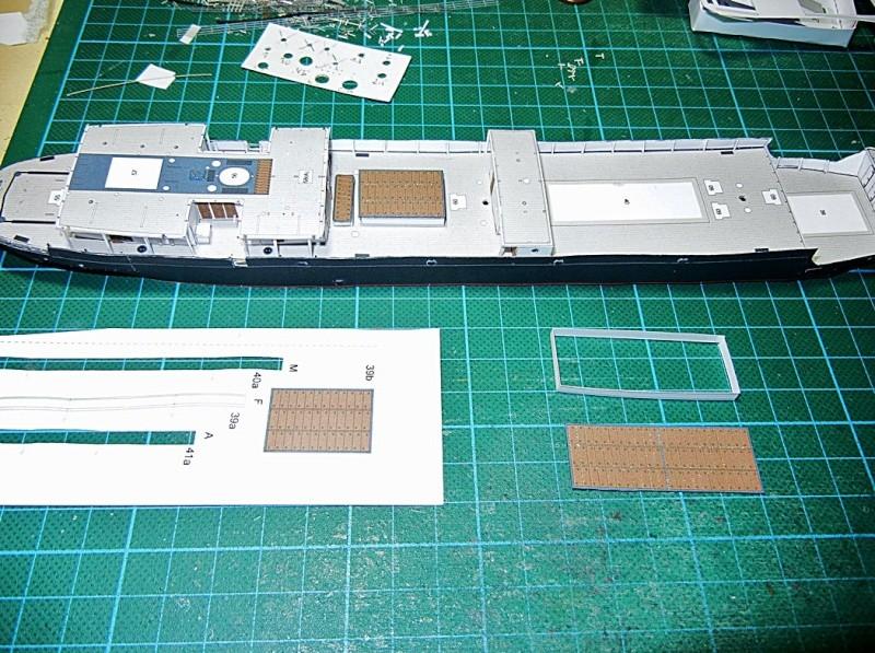 Erzfrachter Angemanelven 1:250 Kartonmodell Paper Shipwright - Seite 2 Angerm51