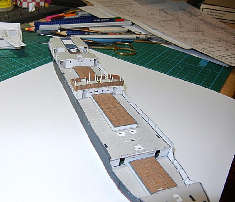 Erzfrachter Angemanelven 1:250 Kartonmodell Paper Shipwright - Seite 2 Angerm59
