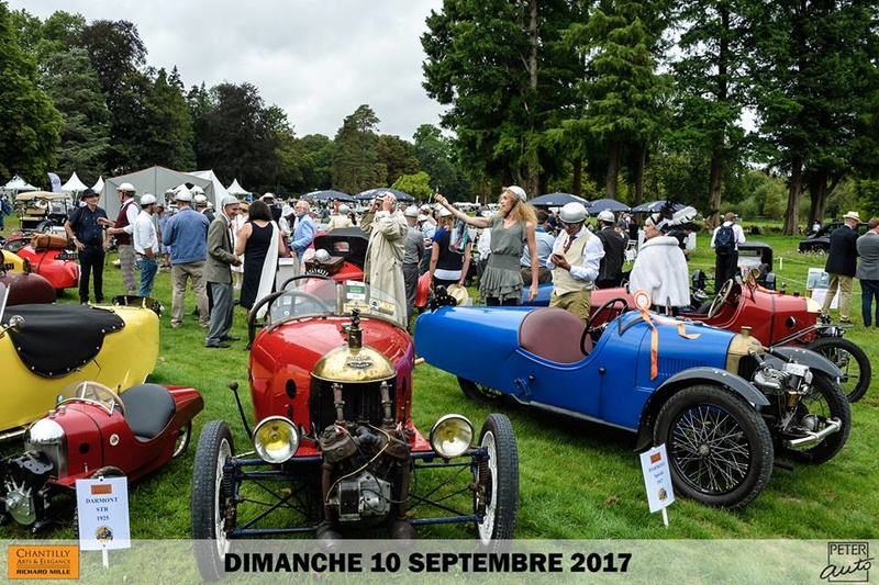 Chantilly Arts & Elégance 2017 18403310