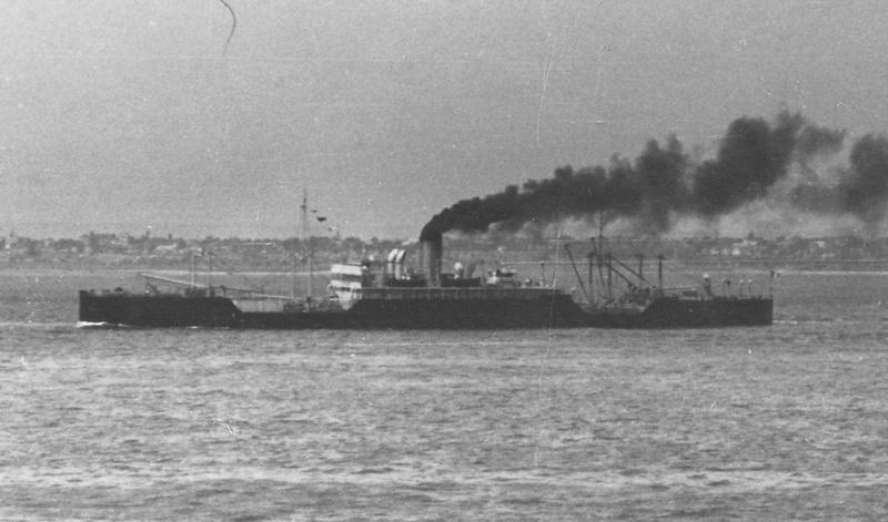 Navires marchands belges coulés lors de la 2ème guerre - Page 7 Ville_10