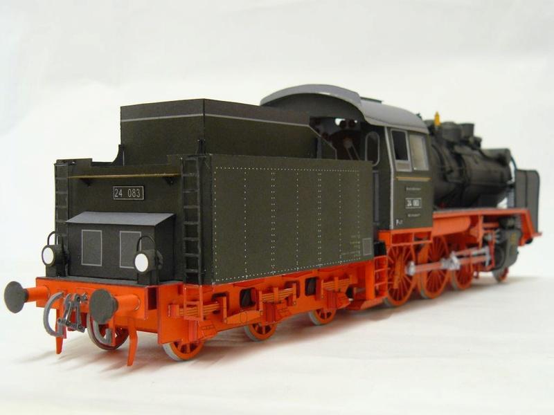 BR 24 083 Pirling-Modell 1:45 Br_24_25