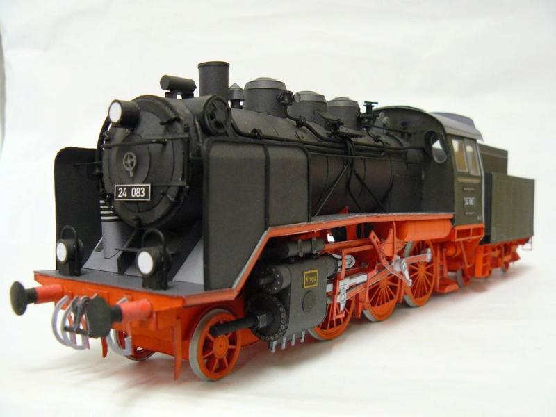 BR 24 083 Pirling-Modell 1:45 Br_24_26