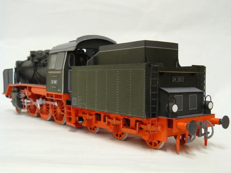 BR 24 083 Pirling-Modell 1:45 Br_24_27