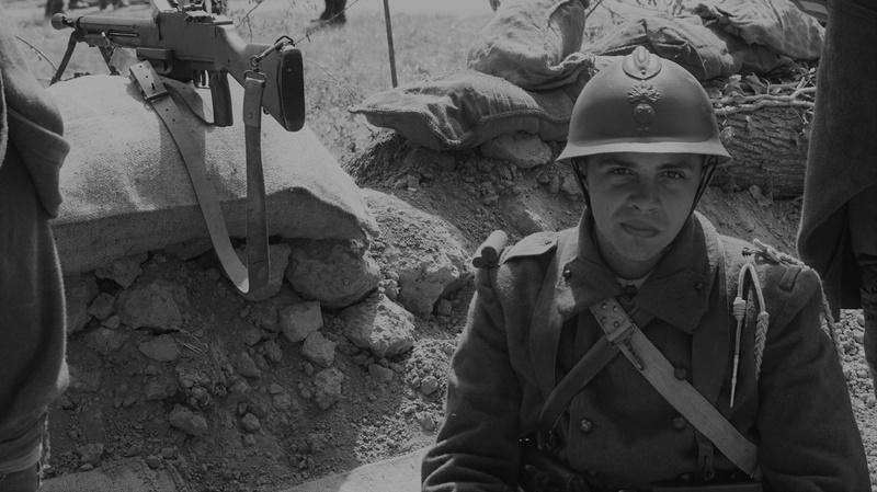 France 1940 - troupes d'intervalles Fm_com10